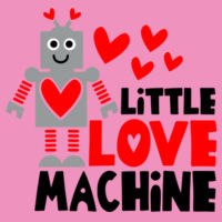 Little Love Machine - Baby sweatshirt Design