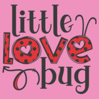 Little Love Bug - Baby T Design