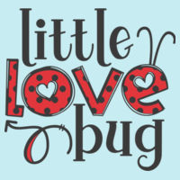 Little Love Bug - Sleepsuit Design