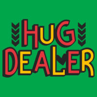 Hug Dealer  - Softstyle™ adult ringspun t-shirt Design