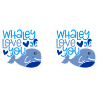 Whaley Love You - Mug - Ceramic 11oz Design