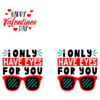 I only have eyes for you - Mug  & Coaster Set Design