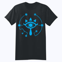 Zelda Sheikah Eye Logo - Softstyle™ youth ringspun t-shirt Thumbnail