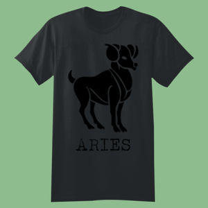 Aries in silver - Softstyle™ youth ringspun t-shirt Thumbnail