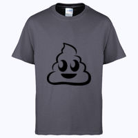 Emoji Poop - Heavy Cotton™ Youth T-shirt Thumbnail