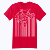 Astrocode - Softstyle™ youth ringspun t-shirt Thumbnail