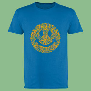 Smiley - Softstyle™ adult ringspun t-shirt Thumbnail