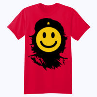 Che Smiles - Softstyle™ youth ringspun t-shirt Thumbnail