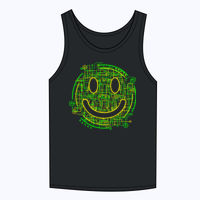 Electric Smiley - Copy of Softstyle™ adult tank top Thumbnail