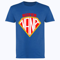 Super Nana - Softstyle™ adult ringspun t-shirt Thumbnail