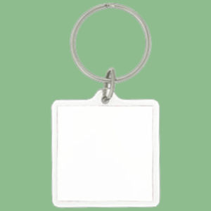 All you Need is Love  - Square Keyring Thumbnail
