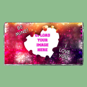 Valentines I love you - Small Rectangle Photo Slate Thumbnail