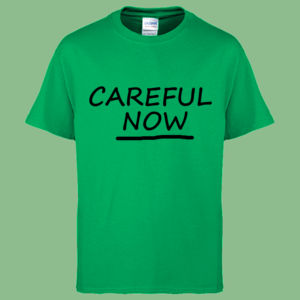 Careful Now - Heavy Cotton™ Youth T-shirt Thumbnail