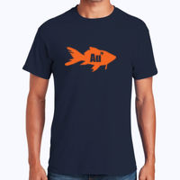 Goldfish - Heavy Cotton 100% Cotton T Shirt Thumbnail