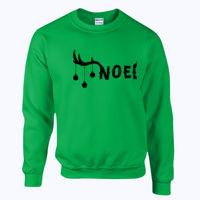 Noel - Heavy blend™ adult crew neck sweatshirt Thumbnail