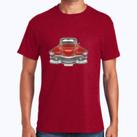 Old Red - Heavy Cotton 100% Cotton T Shirt Thumbnail
