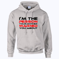 I'm the person - HeavyBlend™ adult hooded sweatshirt Thumbnail
