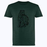 Tiger - Softstyle™ adult ringspun t-shirt Thumbnail