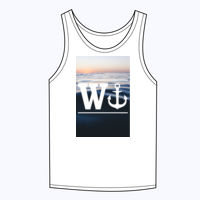 W Anker - Softstyle™ adult tank top Thumbnail