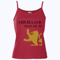 House Lannister - Lady-fit strap tee Thumbnail