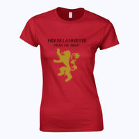 House Lannister - Softstyle™ women's ringspun t-shirt - Softstyle™ women's ringspun t-shirt Thumbnail