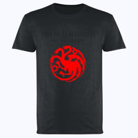 House Targaryen - Softstyle™ adult ringspun t-shirt Thumbnail