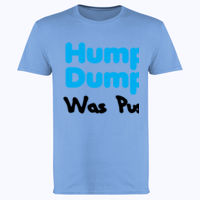 Humpty Dumpty Was Pushed - Softstyle™ adult ringspun t-shirt Thumbnail