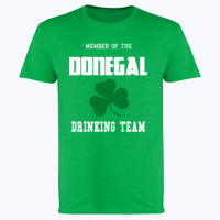 Customisable Drinking Team T-shirt - Softstyle™ adult ringspun t-shirt Thumbnail