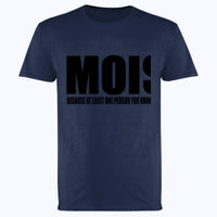 Moist - Softstyle™ adult ringspun t-shirt Thumbnail