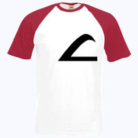 Pokemon League Logo  - Short sleeve baseball tee Thumbnail