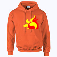 My Little Pony Sunset Shimmer Cutie Mark - HeavyBlend™ adult hooded sweatshirt Thumbnail