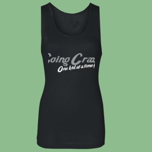 Going Crazy - Softstyle™ women's tank top Thumbnail