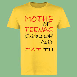 Eat Your Young - Softstyle™ adult ringspun t-shirt Thumbnail
