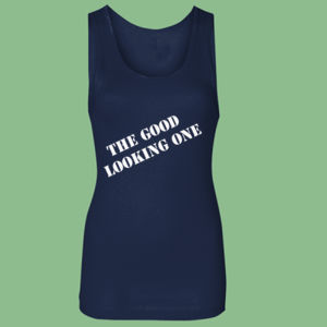 The Good Looking One - Softstyle™ women's tank top Thumbnail
