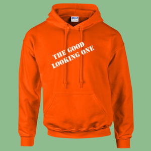 The Good Looking One - HeavyBlend™ adult hooded sweatshirt Thumbnail