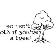 50 Isn't old if you're a tree! Thumbnail