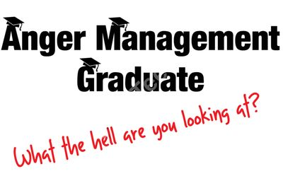 Anger Management Graduate