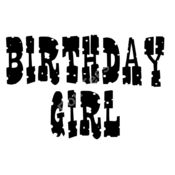 Birthday Girl Cow Girl Thumbnail