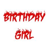 Birthday Girl Fire Thumbnail
