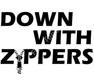 Down With Zippers