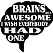 Brains are awesome Thumbnail