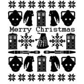 Doctor Who Christmas Jumper Thumbnail