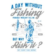 A Day Without Fishing Thumbnail