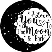 I love you to the moon and back Thumbnail