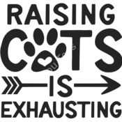 Raising cats us exhausting Thumbnail