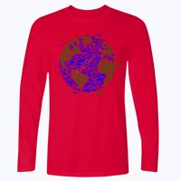 Softstyle™ long sleeve t-shirt Thumbnail