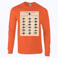 Ultra Cotton™ adult long sleeve t-shirt Thumbnail